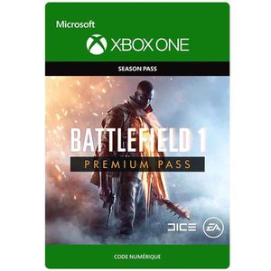 EXTENSION - CODE Premium Pass Battlefield 1 pour Xbox One