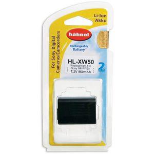 BATTERIE APPAREIL PHOTO HAHNEL HLXW50 Batterie li-ion conçue pour les appa