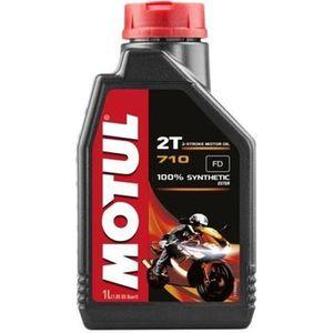 HUILE MOTEUR MOTUL Huile moteur 710 2T 1L