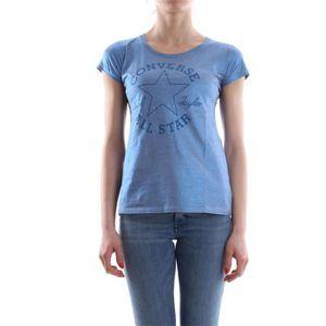 tee shirt femme converse vert