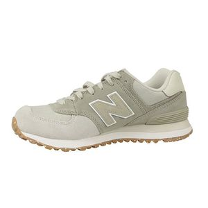 BASKET New Balance ML574SEA Homme Baskets Gris