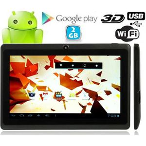 TABLETTE TACTILE Tablette tactile Android 4.0 ice cream sandwich…