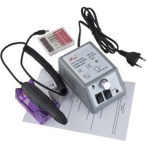 PONCEUSE MANUCURE kit de Ponceuse à Ongles Electrique Professionnel