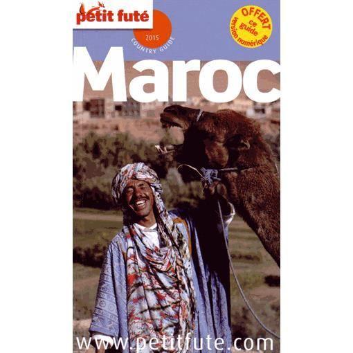 GUIDES MONDE Petit Futé Maroc