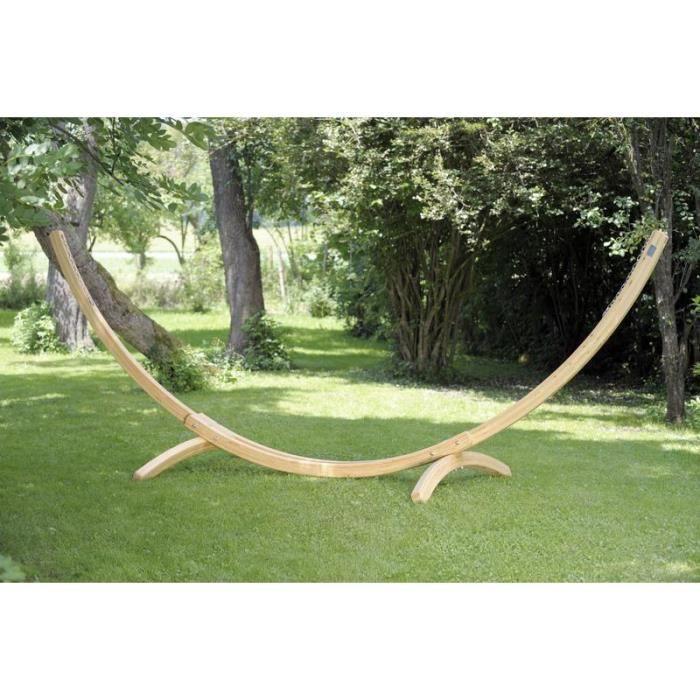 Support hamac en bois ARCUS