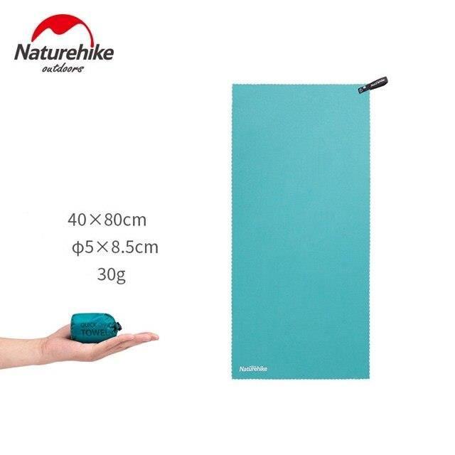 Serviettes absorbantes à séchage rapide serviettes en microfibre Ultra compactes et légè - Modèle: Lake green S Size - TEYYMJA01805