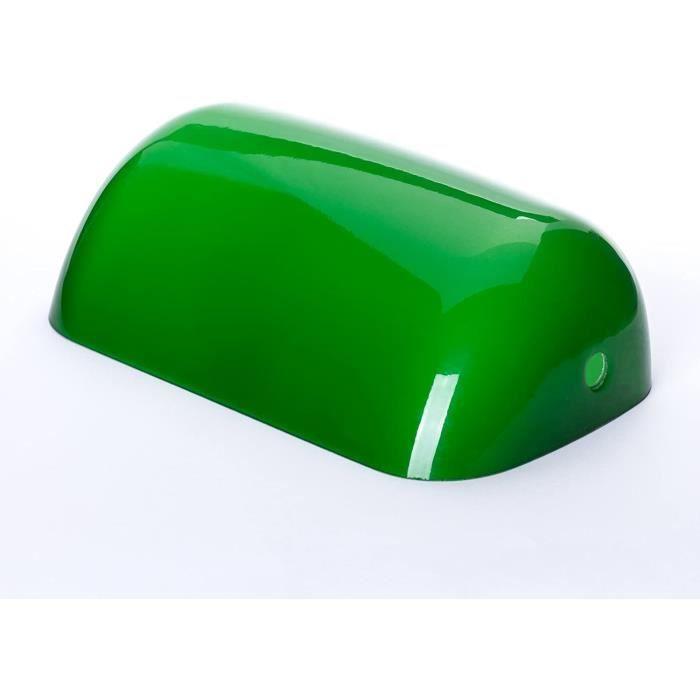JOUR VENDU SEUL Abat-jour de rechange en verre Vert516