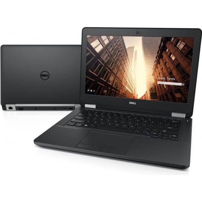 Dell Latitude E5270 8Go 128Go SSD
