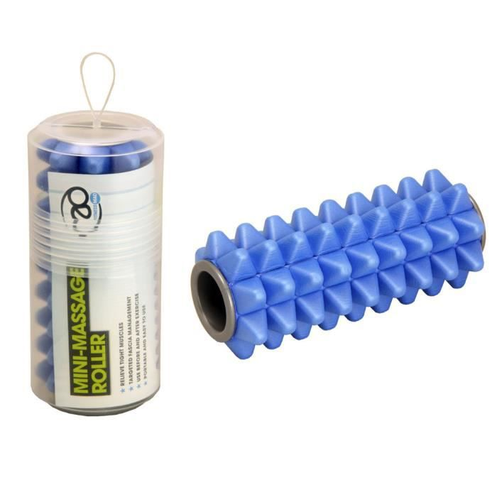 FITNESS MAD mini massage foam roller [blue]