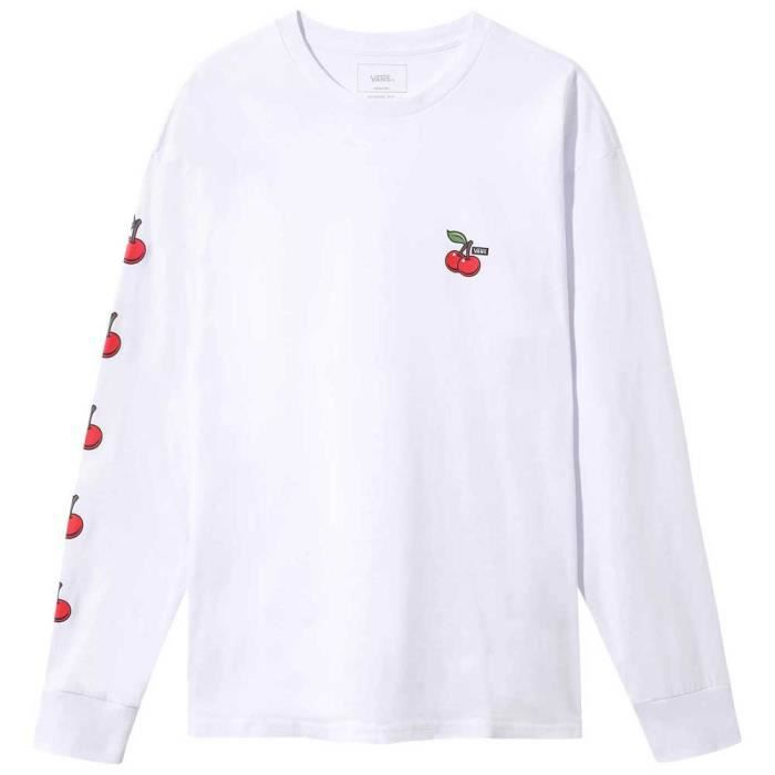 Vêtements Homme T-Shirts Vans Cherries