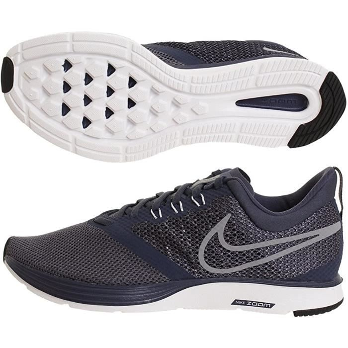 Nike Homme Zoom Strike Fitness Chaussures, Multicolore (Tonnerre Bleu / Invisible 400), 10 UK
