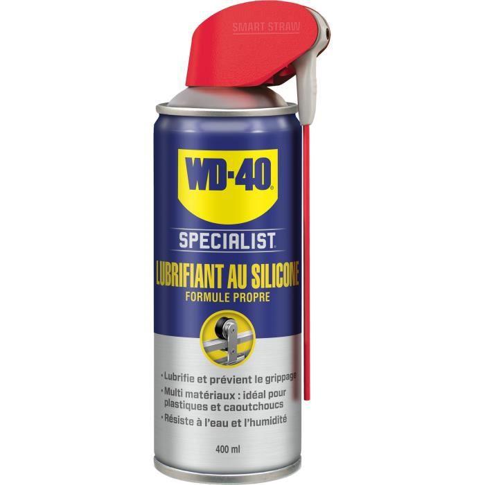 Wd 40 spécialist lubrifiant silicone 400ml