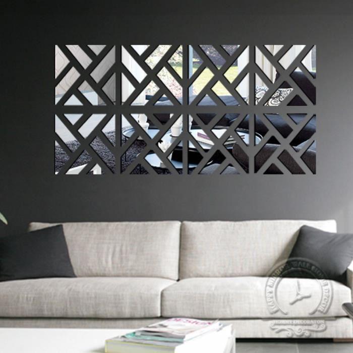 Decoration Pour Maison 3d Surface Du Miroir De La Miroir