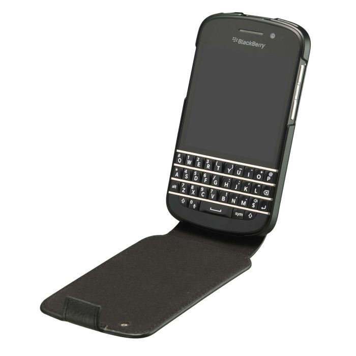 Etui housse blackberry q10 officiel origine fli achat for Housse blackberry