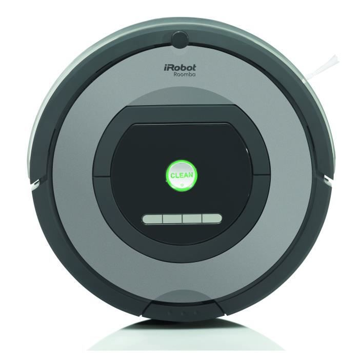 aspirateur robot irobot roomba 772e achat vente aspirateur robot cdiscount. Black Bedroom Furniture Sets. Home Design Ideas