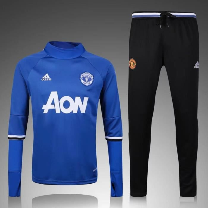 survetement manchester united homme