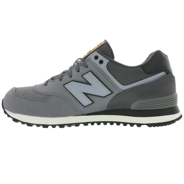 new balance 574 homme gris
