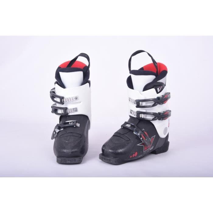 CHAUSSURES DE SKI Chaussure de ski occasion junior Dalbello R1-R2 or