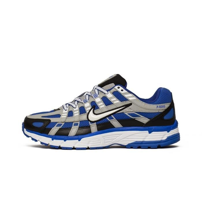 Baskets Nike P6000 44 Blanc - Cdiscount Chaussures