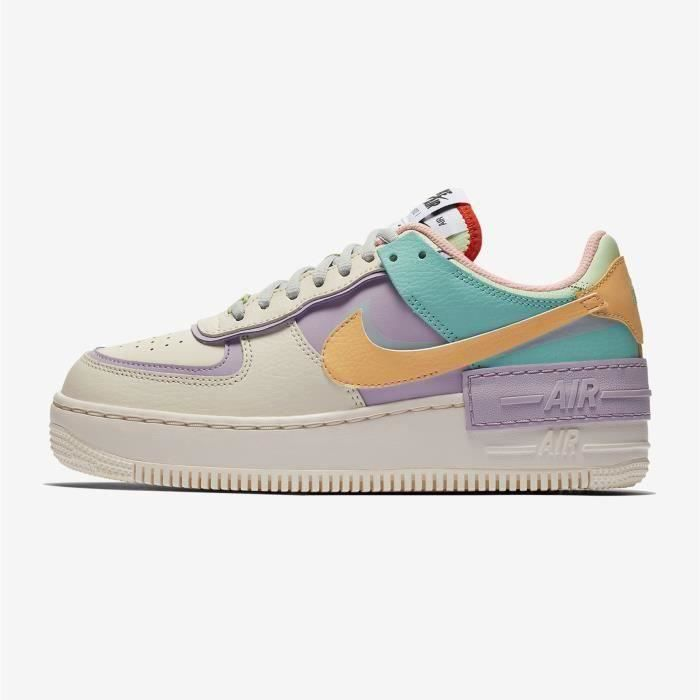 Nike Air Force 1 Shadow Chaussures Baskets Airforce One pour Femme ...