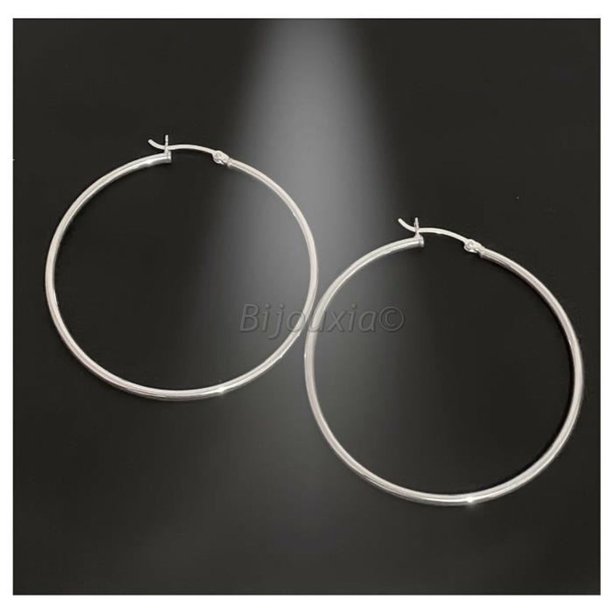 Silver Daisy post Boucles d/'oreille Argent Sterling 925