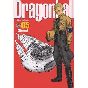 MANGA Dragon Ball perfect edition Tome 5