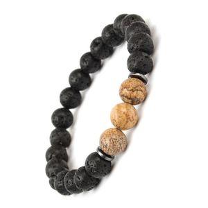 Fashion Bracelet en Bois Naturel De Luxe Bracelet African style fille perles Hommes Afro