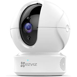 WEBCAM  CTQ6C 1080P Caméra Surveillance WiFi Intérieure,