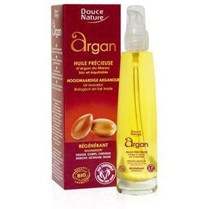 HYDRATANT CORPS Douce Nature Huile precieuse d Argan 1ere press…
