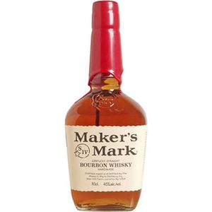 WHISKY BOURBON SCOTCH Maker's Mark 45° 70cl