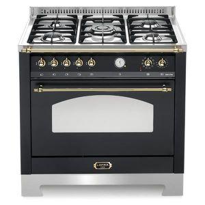 PLAQUE MIXTE LOFRA RNMG96MFT IC-Matt Black 90X60 cuisinière AVE