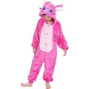COMBINAISON Pyjama Enfant Stich Animaux Costume Cosplay Deguis