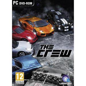 JEU PC THE CREW [IMPORT ALLEMAND] [JEU PC]