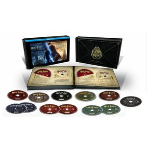 BLU-RAY FILM COFFRET HARRY POTTER INTEGRAL - FANTASTIC BEAST 1