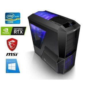 UNITÉ CENTRALE  PC Gamer I7-9700K + Watercooling - GeForce RTX 207