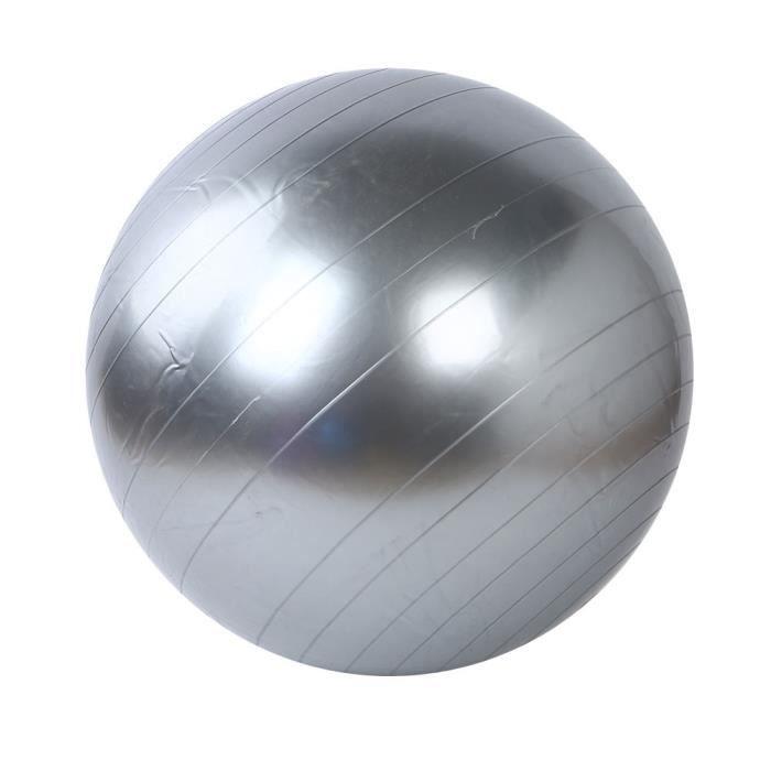 BALLON SUISSE - GYM BALL - SWISS BALL 55cm Exercice Fitness GYM Smooth Yoga Ball SL XCH50803548SL_118