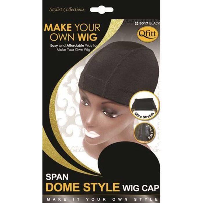 Bonnet épais pour perruque, tissages - dome cap