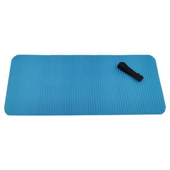 60x25x1.5cm Tapis de yoga extra épais antidérapant Fitness Fitness