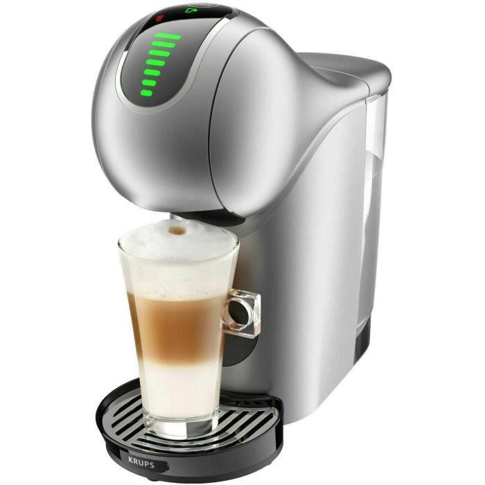 Krups NESCAFÉ Dolce Gusto Genio S Touch KP440E10 Machine automatique avec écran tactile pour expresso et autres boissons, 1500 W
