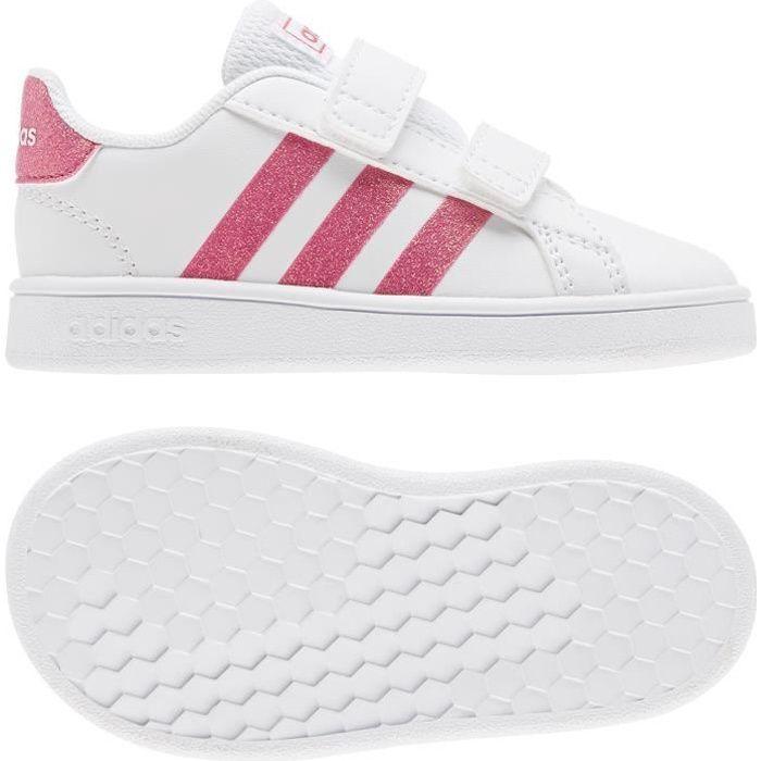 Chaussures de tennis baby adidas Grand Court