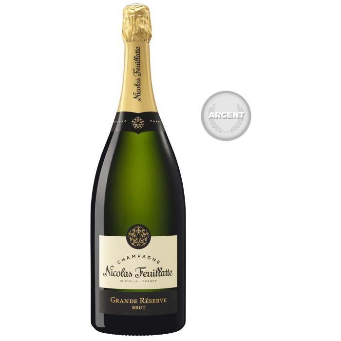 Magnum Champagne Nicolas Feuillatte La Grande Réserve Brut