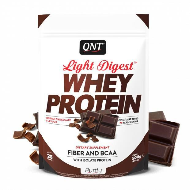 Light Digest Whey Protein Chocolat Belge 500g
