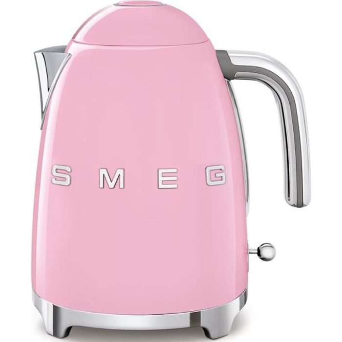 SMEG® - Bouilloire rose 1,7L - KLF01PKEU