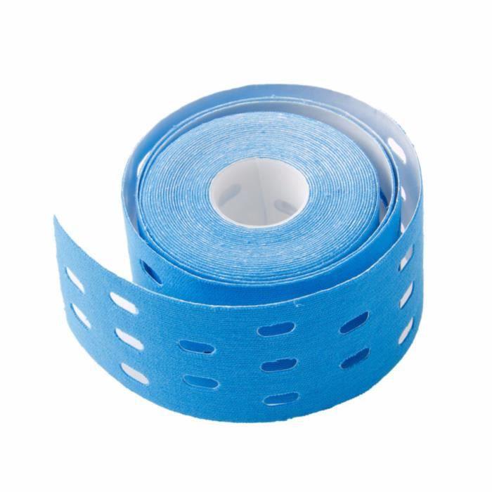 Bandage coloré de muscle de sport adhésif élastique perforé imperméable de pour l'appui de blessure APPAREIL ABDO - PLANCHE ABDO