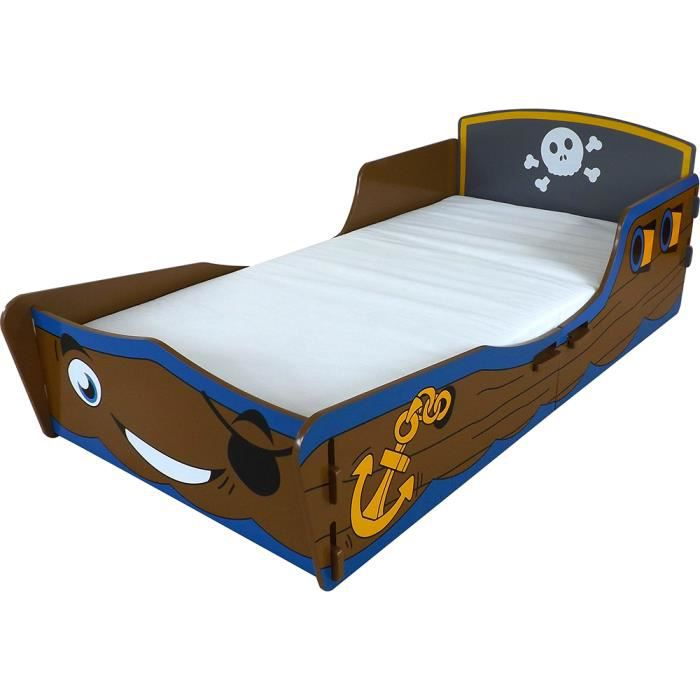 pin lit enfant piratejpg on pinterest. Black Bedroom Furniture Sets. Home Design Ideas