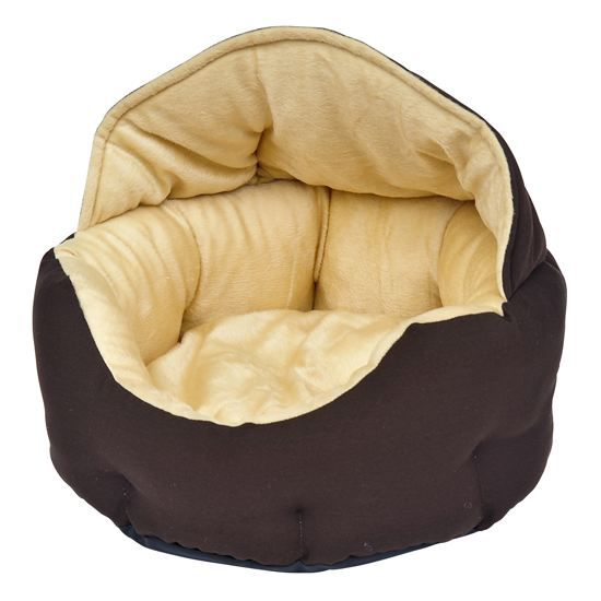 coussin panier pour chien chat chocolat achat vente. Black Bedroom Furniture Sets. Home Design Ideas