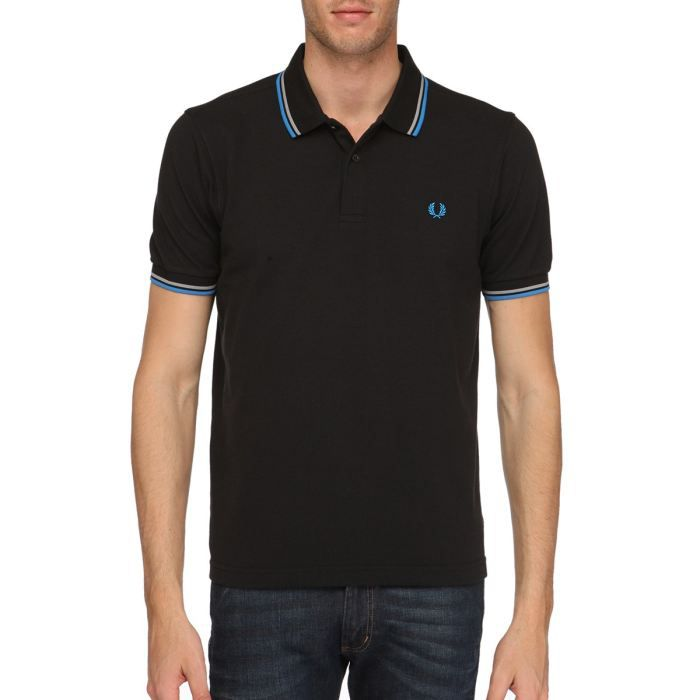 pin fred perry polo m3600 rougeblanc on pinterest