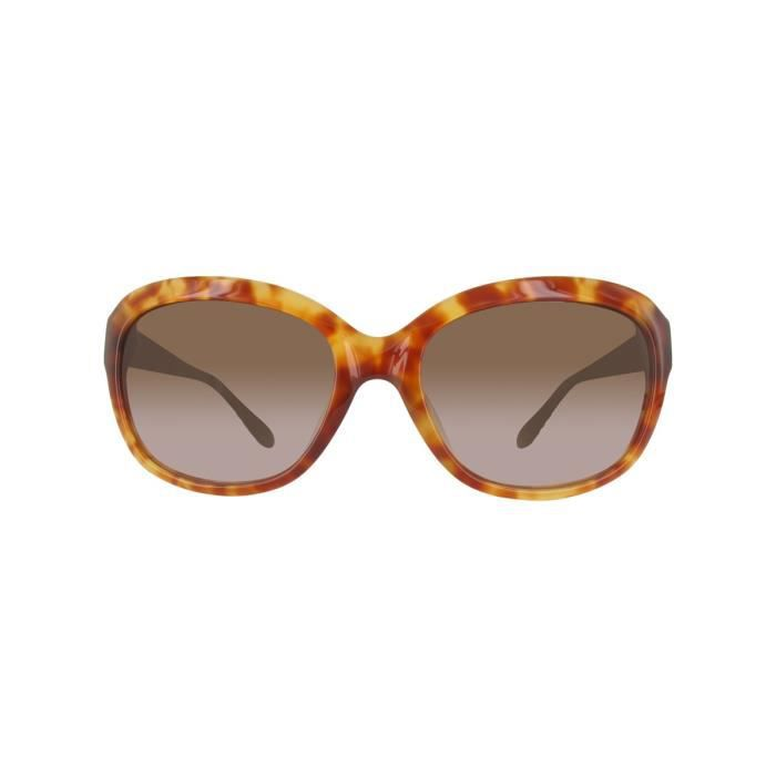 Lunettes de soleil femme MOSCHINO MO778S TORTOISE-BROWN