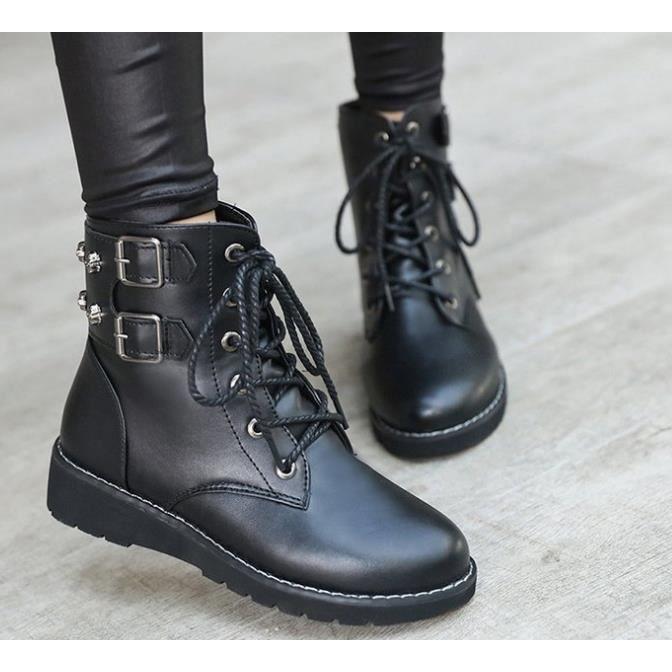 Cuir de low Talons hauts nouvelles boots Bottines bottes rdsQht