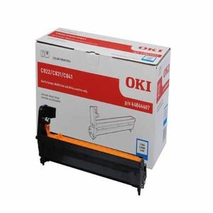 OKI Kit tambour 44844407 - Compatible C822 - Cyan - Standard 30.000 pages